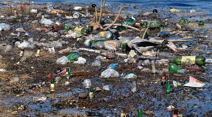 Plastik Atıklar Su ve Toprak Kirliliği Yapar